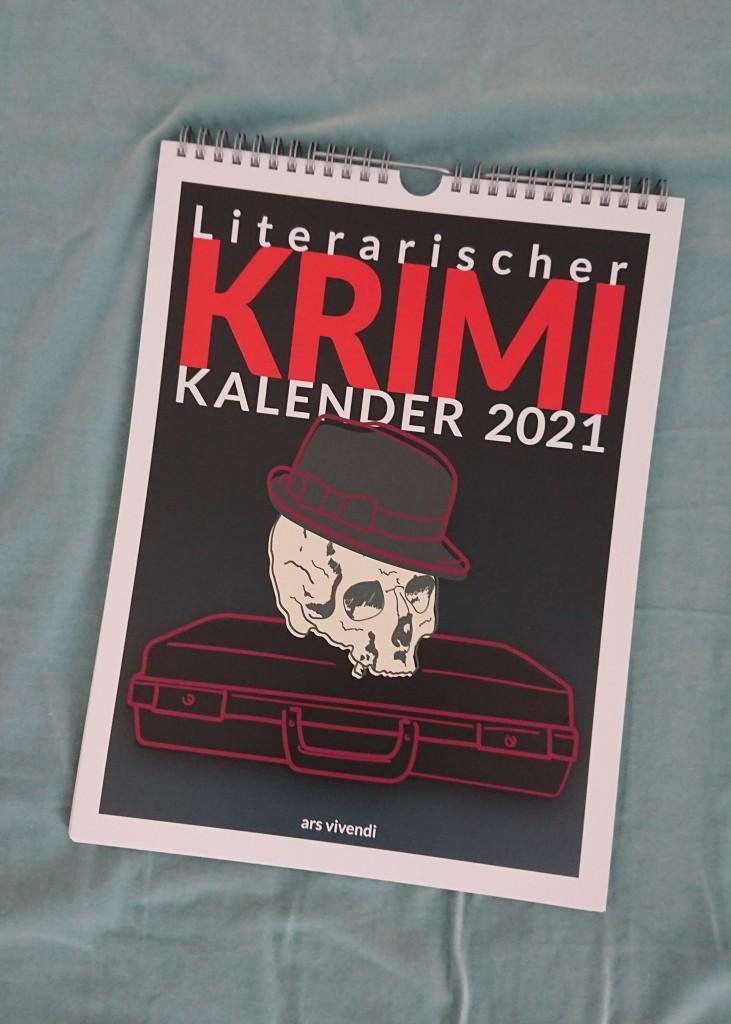 Literarischer Krimi Kalender 2021